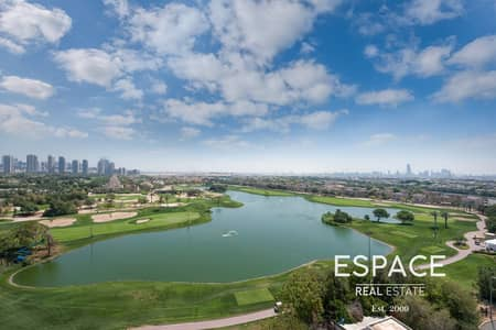 3 Bedroom Apartment for Rent in The Hills, Dubai - 3BR Plus Maids | Vacant End of May 2021