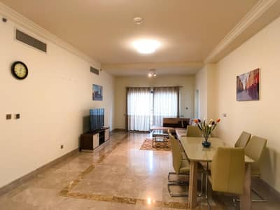 2 Bedroom Apartment for Rent in Palm Jumeirah, Dubai - Furnished 2 BR in Palm Jumeirah | Fairmont South