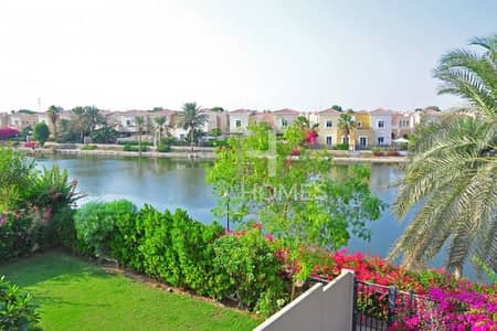 3 Bedroom Villa for Rent in Arabian Ranches, Dubai - Lake View | Lush Garden | Available Mid May
