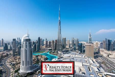 شقة 4 غرف نوم للايجار في وسط مدينة دبي، دبي - HIGH FLOOR | 4BR SKY COLLECTION | BILLS INCLUDED