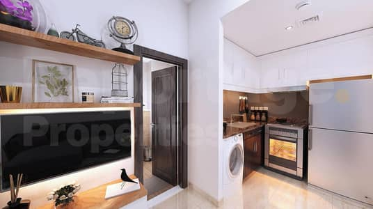 1 Bedroom Flat for Sale in Yas Island, Abu Dhabi - 5 years free service charge |handover Q3(2024)