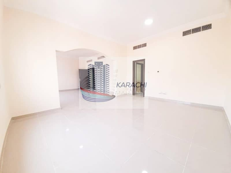 2 Super Offer! Spacious And Elegant Apartment With 01 Master Bedroom And Maid Room Near Khalifa University