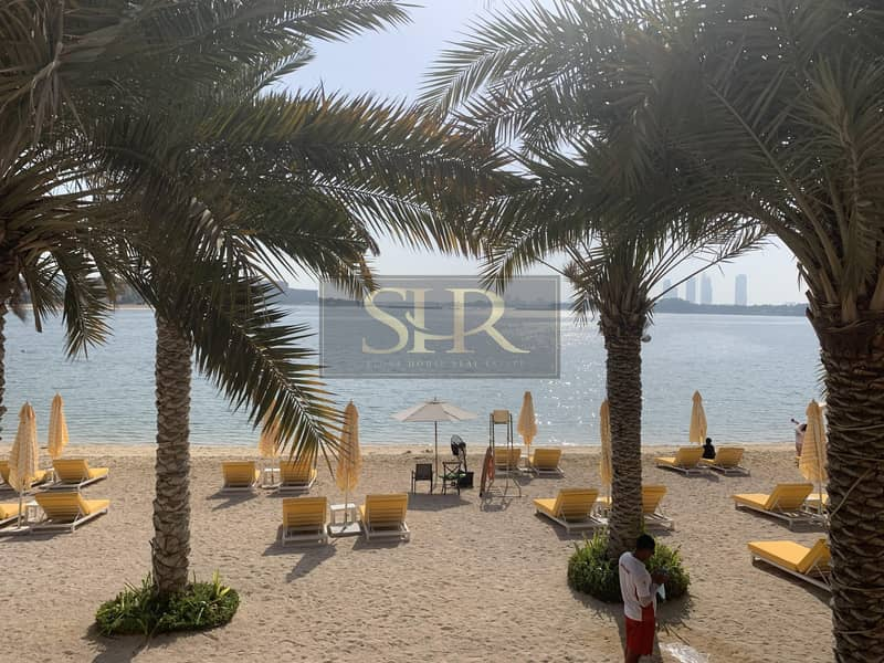 2 Sea View I Fully Furnished I One Bed l High Floor