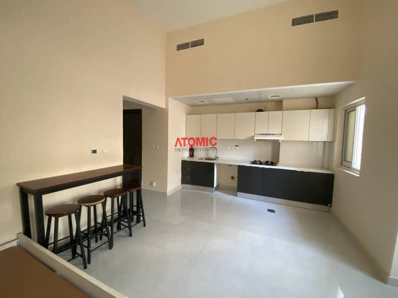 Cheapest  finished studio with balcony available for rent