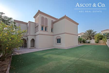 5 Bedroom Villa for Sale in Jumeirah Village Triangle (JVT), Dubai - Beautiful 5 Beds + Maid's | Large Garden
