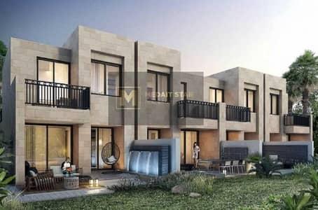 تاون هاوس 4 غرف نوم للبيع في أكويا أكسجين، دبي - Off Plan/ Park View / 4 Bedrooms in Victoria