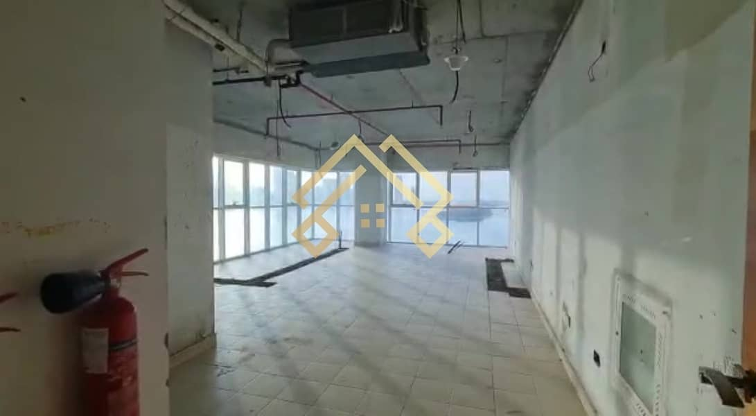 Shell and Core  Offices for sale  in Al Majaz