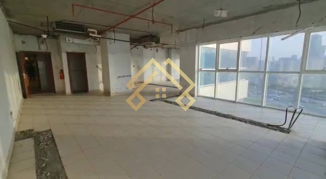 10 Shell and Core  Offices for sale  in Al Majaz