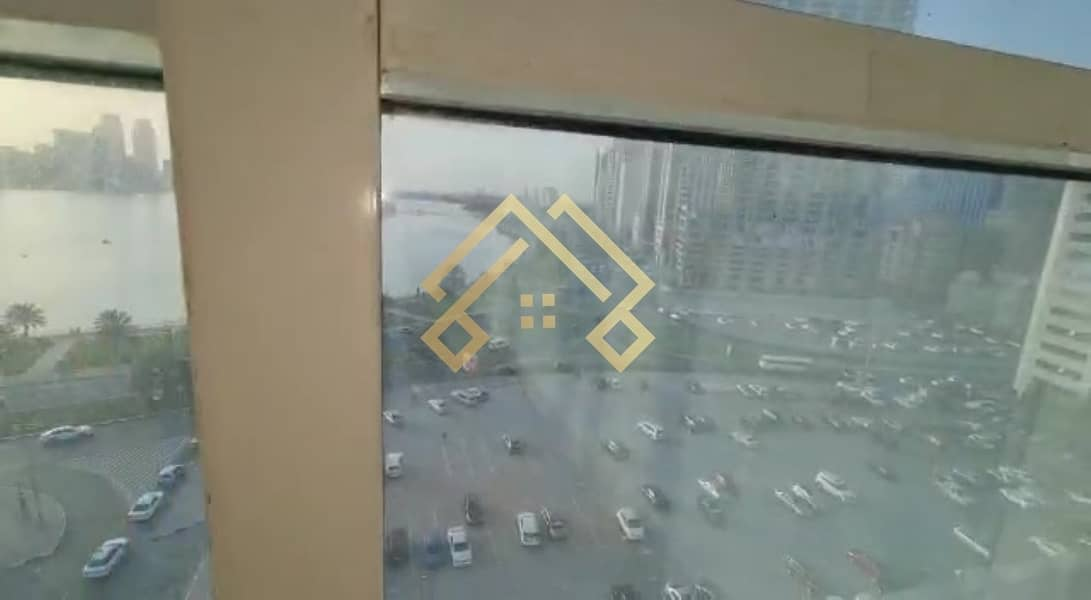 2 Shell and Core  Offices for sale  in Al Majaz