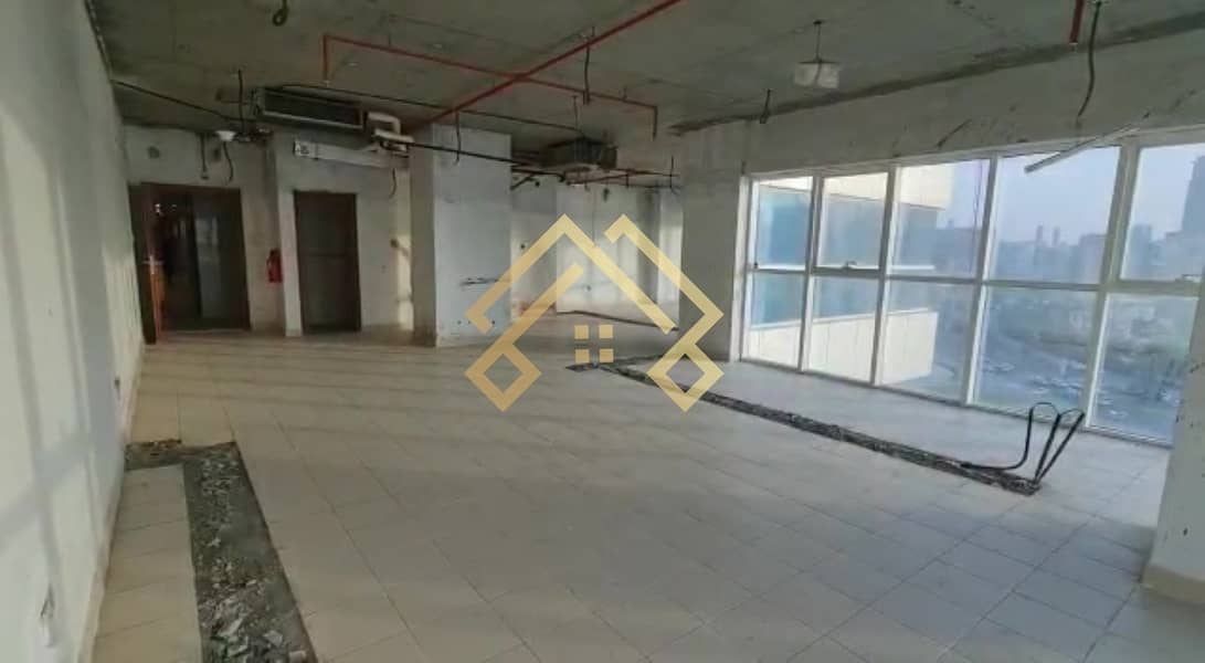 12 Shell and Core  Offices for sale  in Al Majaz