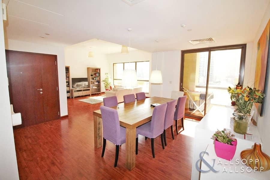 Upgraded | 3 Bedrooms + Maid | Low Floor