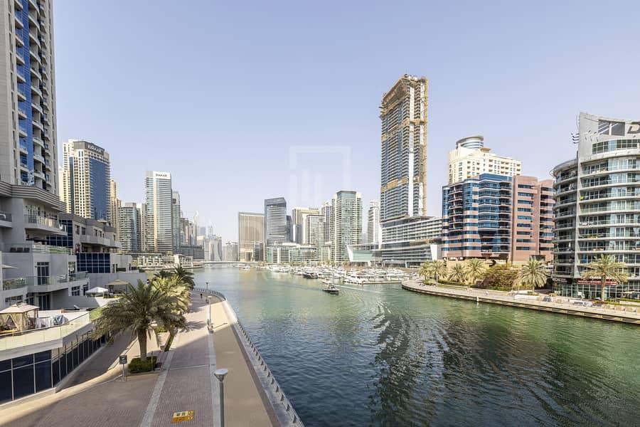 Marina and Sea Views | Partly Furnished