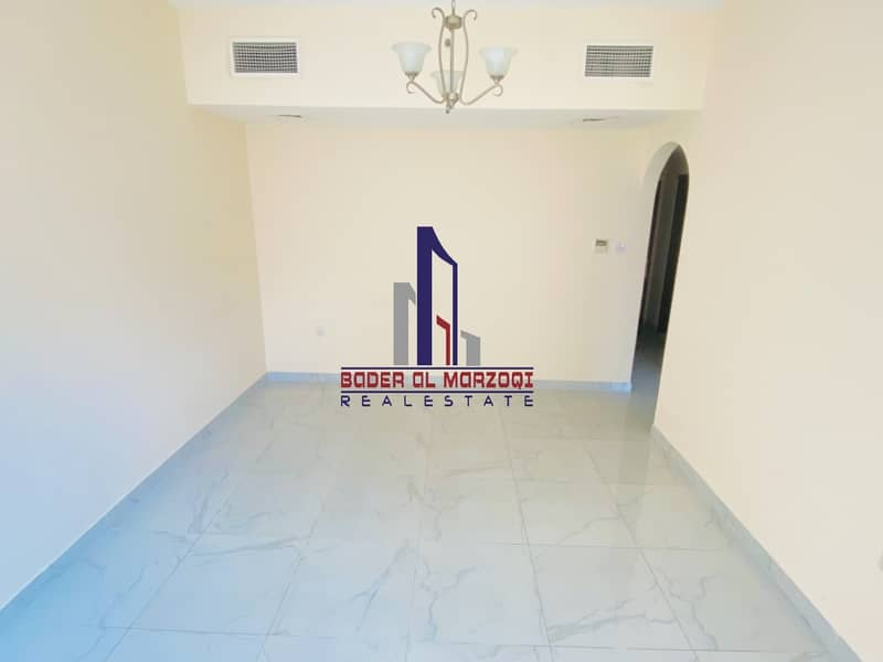 2 No Cash Deposit::::1BHK Apartment With Wardrobe + Master Room By  Cheaque Payment in New Muwailha