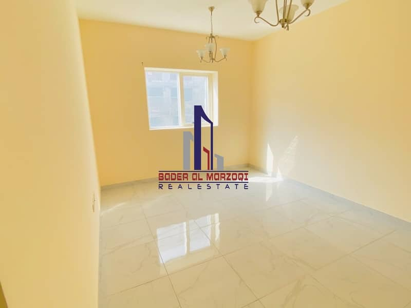 14 No Cash Deposit::::1BHK Apartment With Wardrobe + Master Room By  Cheaque Payment in New Muwailha