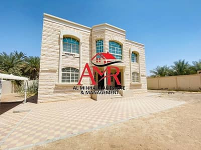 5 Bedroom Villa for Rent in Al Sorooj, Al Ain - Neat & Clean 5Br With Private Yard | Shaded Parking