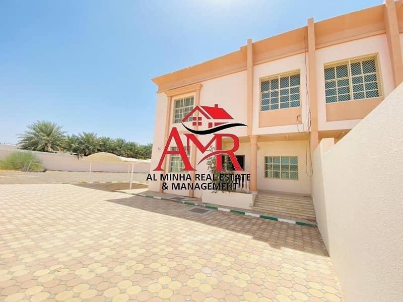 Sami Detached Villa With Huge Yard | Shaded Parking