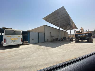 Labour Camp for Sale in Industrial Area, Sharjah - Industrial land for sale in the Industrial area 5/ Sharjah,