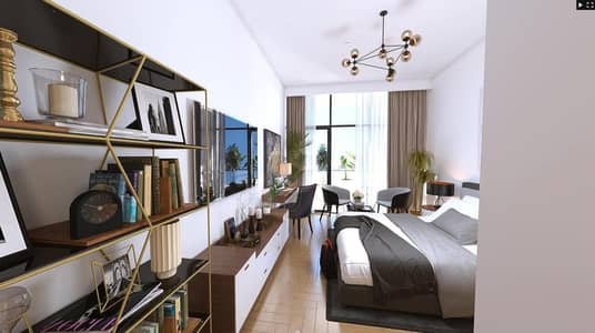 Studio for Sale in Downtown Jebel Ali, Dubai - 10 Years Free Service Charge|Hand over Q 4 (2022)