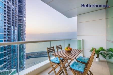 Sea View| High Floor|Unfurnished| ShortTerm Rental