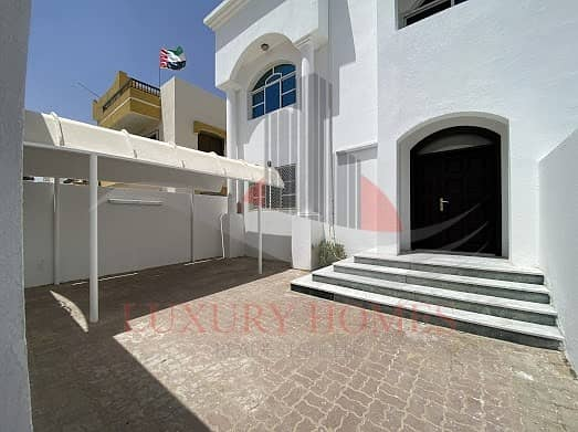 28 Private Entrance with Balcony Front and Backyard