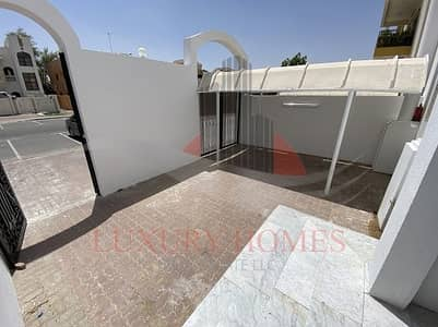 Private Entrance with Balcony Front and Backyard