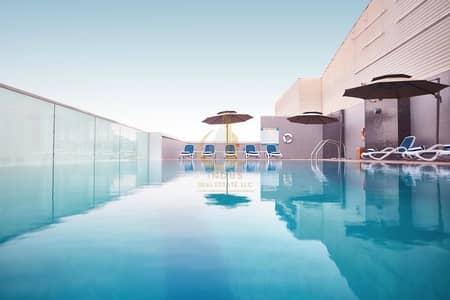 Studio for Rent in Dubai Sports City, Dubai - Highest floor |  Fully Furnished | All Bills Inclusive
