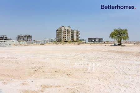 ارض سكنية  للبيع في البرشاء، دبي - Freehold Corner Plot Al Barsha South Mixed Use G+6