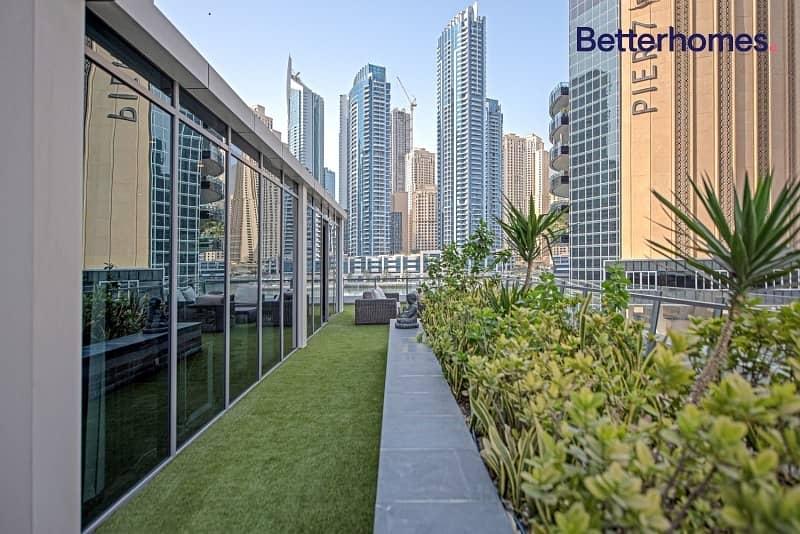 15 Astonishing Full Marina View| Low Floor |Furnished
