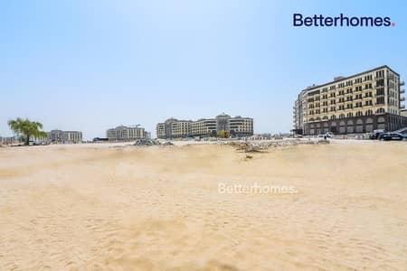 ارض سكنية  للبيع في البرشاء، دبي - Freehold Corner Plot|Al Barsha South|Mixed Use|G+6