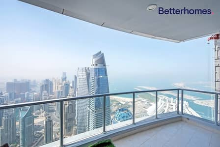 3 Bedroom Penthouse for Sale in Dubai Marina, Dubai - Penthouse  Breathtaking View  Rented Great Layout