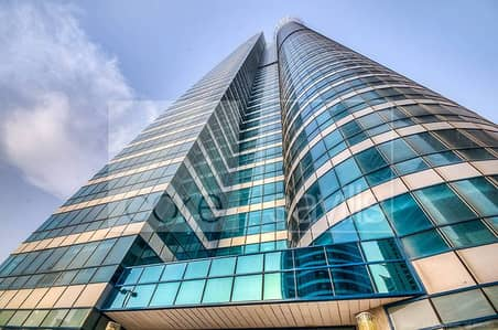 Fitted office located in Jumeirah Bay X3