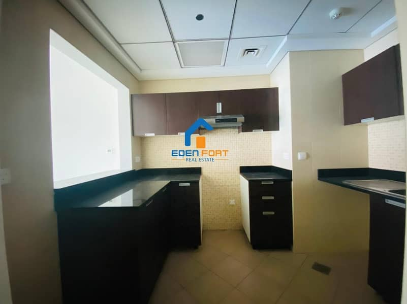 2 BIG SIZE  UNFURNISHED 1BHK  12 CHEQUES
