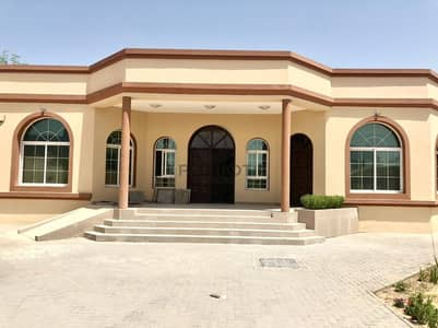 فیلا 3 غرف نوم للايجار في البرشاء، دبي - Well Maintained 3-BR With Service Block In Al Barsha