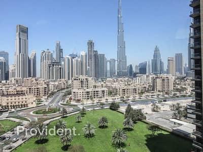 3 Bedroom Flat for Sale in Downtown Dubai, Dubai - Full Burj Khalifa View | Upgraded | Vacant