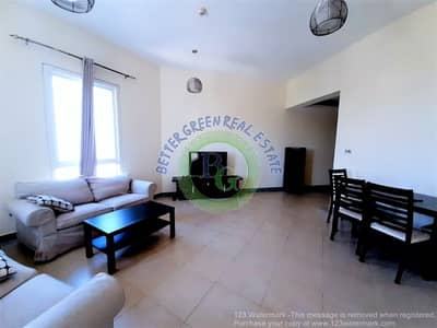 1 Bedroom Apartment for Rent in Barsha Heights (Tecom), Dubai - CHILLER Free 1 bed room FULLY FURNISHED front of metro