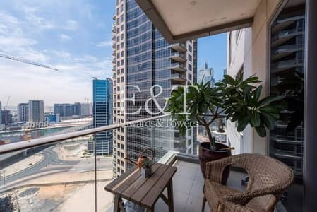 1 Bedroom Apartment for Sale in Downtown Dubai, Dubai - Exclusive: High Floor with Partial Canal View