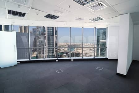 Office for Rent in Business Bay, Dubai - Fitted Office   Access to Metro   Prime Location
