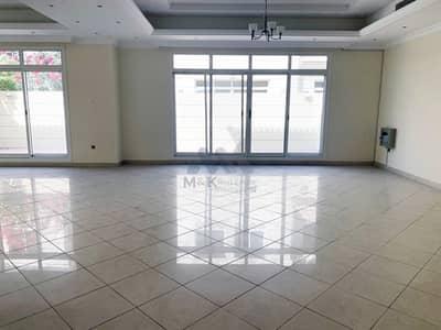 فیلا 3 غرف نوم للايجار في البدع، دبي - فیلا في فلل الوصل البدع 3 غرف 130000 درهم - 5101315
