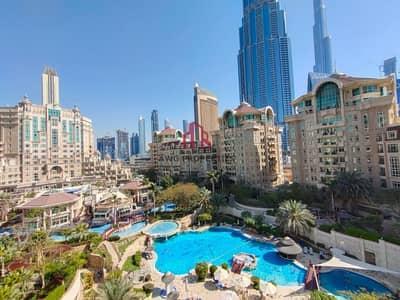فلیٹ 2 غرفة نوم للايجار في مركز دبي المالي العالمي، دبي - CHILLER FREE! 2 MONTHS FREE! NO COMMISSION!