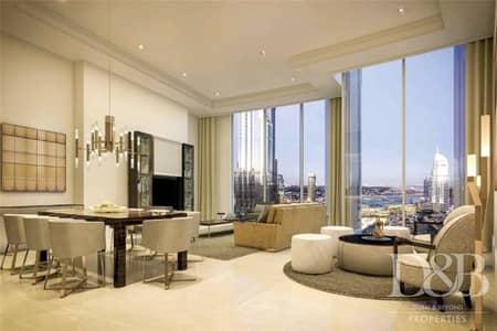 3 Bedroom Flat for Sale in Downtown Dubai, Dubai - Resale Deal | Full Burj Khalifa and Fountain View
