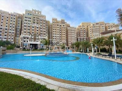 شقة 2 غرفة نوم للايجار في نخلة جميرا، دبي - Unfurnished Vacant Full sea view