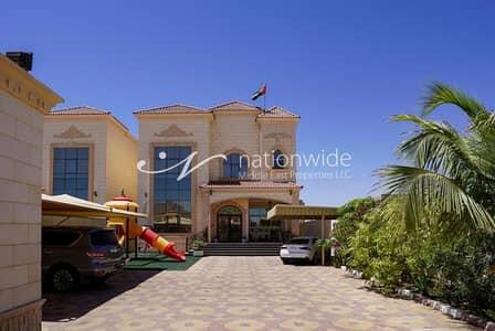 7 Bedroom Villa for Sale in Al Dhahir, Al Ain - Very specious villa with 9 bedrooms and 10 bathrooms