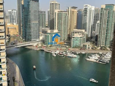 1 Bedroom Flat for Rent in Dubai Marina, Dubai - Spacious Layout | Chiller Free | Marina View