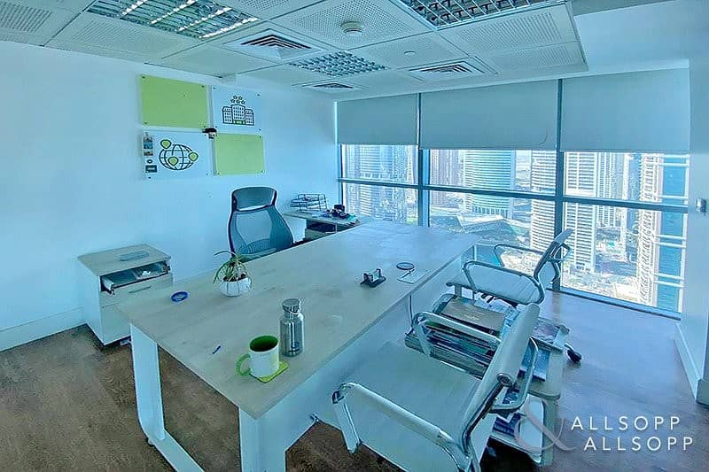 2 Upgraded Fitout| Fully Furnished |Almas View
