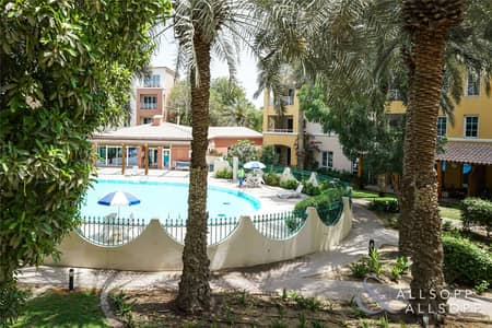 1 Bedroom Flat for Sale in Green Community, Dubai - Exclusive | Pool View | Upgraded | 1 Bed