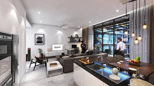 2 Bedroom Apartment for Sale in Masdar City, Abu Dhabi - Ramadan offer 10 years free service charge |Hand over  Q4(2022)