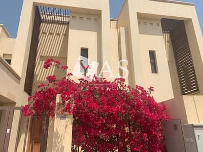 فیلا 3 غرف نوم للايجار في میناء العرب، رأس الخيمة - Outstanding | Maid + Study | Private Beach