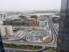 شقة في بلو تاور شارع الشيخ زايد 3 غرف 104999 درهم - 5101523