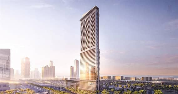 Studio for Sale in Business Bay, Dubai - Damac Paramount Tower Hotel & Residences