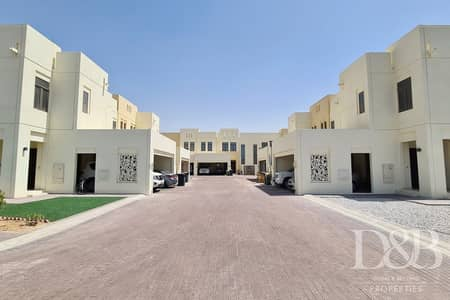 3 Bedroom Townhouse for Sale in Reem, Dubai - 3 plus Maid | Type C | Near Pool and Park